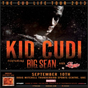 The Cud Life Tour Giveaway - Canada Edition