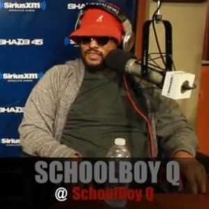 ScHoolboy Q - Sway In the Morning Interview