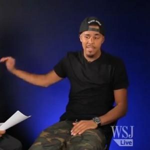 J. Cole - Wall Street Journal Interview