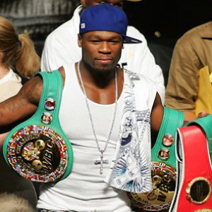 "50 Cent To Promote ""Big Apple Boxing"" Event In Jamaica, Queens"