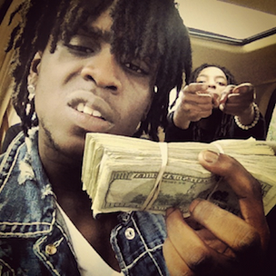 Chief Keef's Missed London Gig Will Cost Him $230,000