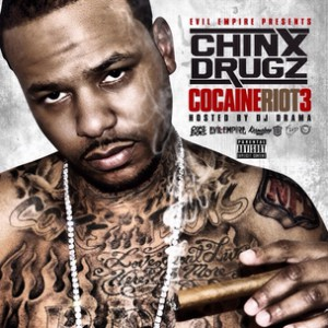 "Chinx Drugz f. Ace Hood - ""Up In Here"""