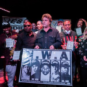 N.W.A Honored At Indie Entertainment Summit