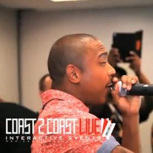 N.O.R.E. - Brings Out Ja Rule At Coast 2 Coast Live