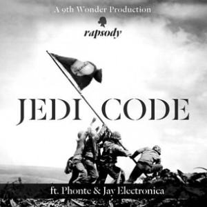 Rapsody f. Phonte & Jay Electronica - Jedi Code [Prod. 9th Wonder]