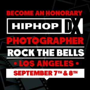 "Rock The Bells x HipHopDX ""Los Angeles"" Giveaway"