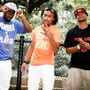 """Number One Playaz Perform Theme To 2013 Season Of CBS Sports' """"Inside College Football"""""""