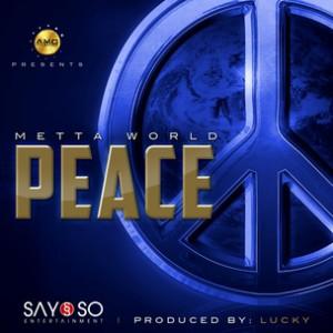 Metta World Peace - Peace