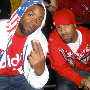Redman & Method Man Remember Meeting At Kris Kross' Album Release Party