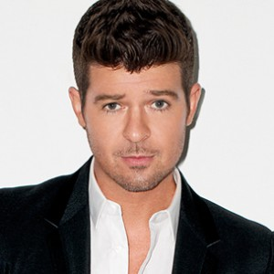 """Robin Thicke Suing Marvin Gaye's Family Over """"Blurred Lines"""" Lawsuit Threats"""
