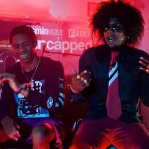"Trinidad Jame$ f. Travi$ Scott - ""Shut Up"""