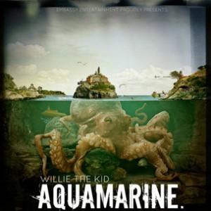 "Willie The Kid ""Aquamarine"" Cover Art, Tracklisting, Download & Mixtape Stream"
