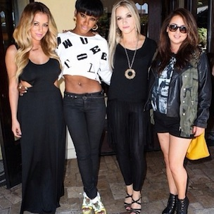Danity Kane Confirms Reunion Without D. Woods, Recording New Material