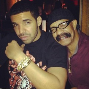"Drake's Dad Scheduled To Appear On ""Nothing Was The Same"" Bonus Song ""Heat Of The Moment"""