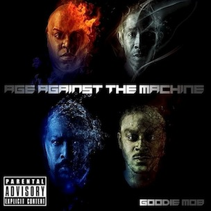 "Goodie Mob ""Age Against The Machine"" Cover Art, Tracklist & Album Stream"