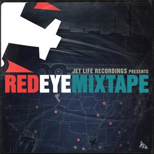 Curren$y & Jet Life Recordings - Red Eye (Mixtape Review)