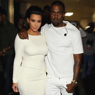 Kanye West Defends Relationship With Kim Kardashian On Kris Jenner's Talk Show