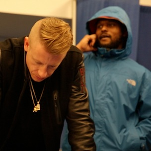 "Macklemore Describes ScHoolboy Q's Reaction To ""Same Love"""