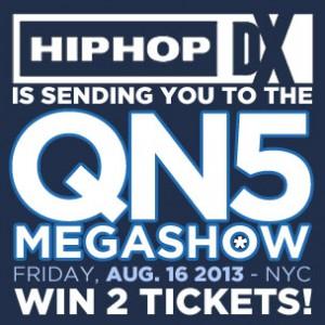 QN5 Megashow Ticket Giveaway
