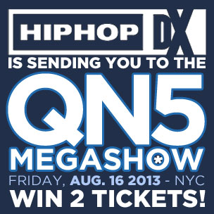 QN5 Megashow Ticket Giveaway