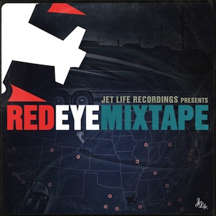 "Curren$y & Jet Life ""Red Eye"" Cover Art, Download & Mixtape Stream"