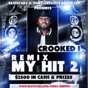 """Crooked I """"Remix My Hit"""" Producer Contest"""