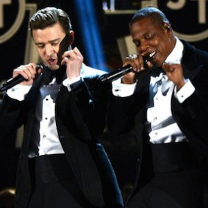 "Jay-Z & Justin Timberlake Are Filming ""Holy Grail"" Video"