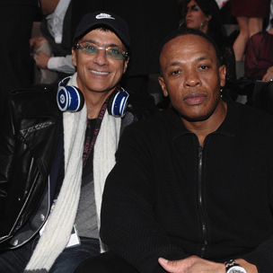 Dr. Dre & Jimmy Iovine's Beats Electronics Receives $500 Million Investment