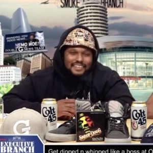 ScHoolboy Q - Interview with Snoop Lion on GGN