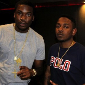 """Meek Mill Says He Told Kendrick Lamar About His """"Control"""" Response"""