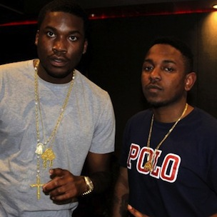 "Meek Mill Says He Told Kendrick Lamar About His ""Control"" Response"