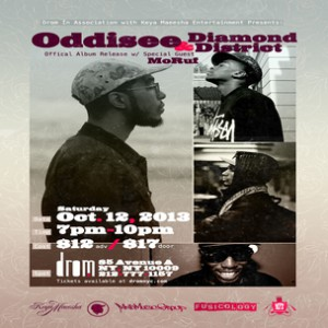 HIpHopDX x Oddisee Ticket Giveaway