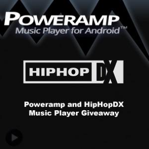 HipHopDX x PowerAmp Giveaway