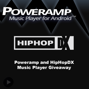 HipHopDX x PowerAmp Giveaway