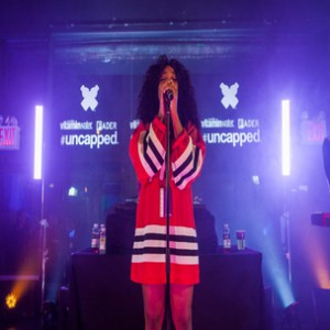 "SZA - ""Teen Spirit"" (Live at vitaminwater & The FADER's #uncapped)"