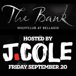 J. Cole x Las Vegas Ticket Giveaway