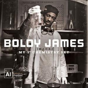 Boldy James & Alchemist - BOLD
