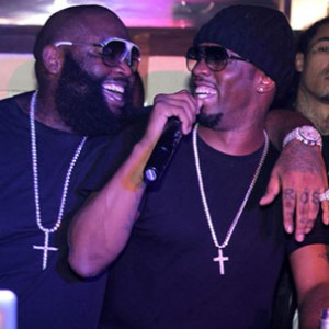 Diddy Loses $1 Million To Rick Ross In Dice Game