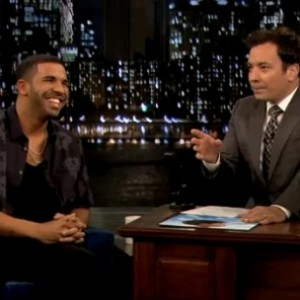Drake - Late Night With Jimmy Fallon Interview