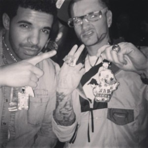 Drake f. Riff Raff - Started From The Bottom Remix