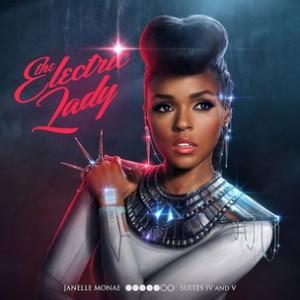 Janelle Monae f. Big Boi, Cee Lo Green & Solange - Electric Lady Remix