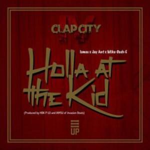 Iamsu f. Jay Ant & Mike Dash-E - Holla At The Kid