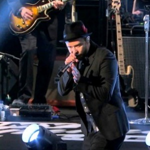 "Justin Timberlake - ""Take Back The Night"" & ""TKO"" (Live On Jimmy Kimmel)"