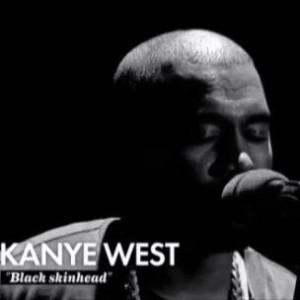 """Kanye West - """"Black Skinhead"""" (Live On Le Grand Journal)"""