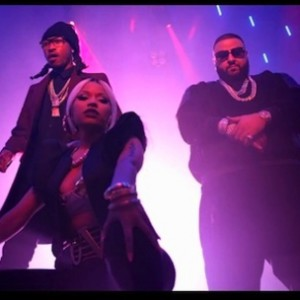 "DJ Khaled f. Nicki Minaj, Future & Rick Ross - ""I Wanna Be With You"""