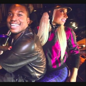 "Meek Mill f. Nicki Minaj, Fabolous & French Montana - ""It's Me (I Be On That)"" BTS"