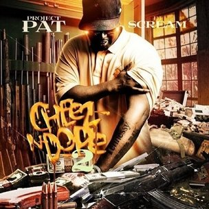 "Project Pat ""Cheez-N-Dope 2"" Cover Art, Tracklisting, Download & Mixtape Stream"