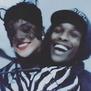 "A$AP Rocky & Rihanna - ""Fashion Killa"""