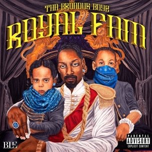"Snoop Dogg Releases Tha Broadus Boyz ""Royal Fam"" Album With His Sons"