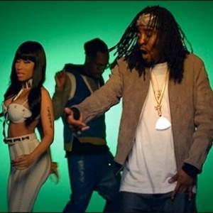 "Wale f. Nicki Minaj & Juicy J - ""Clappers"""